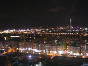百樂園摩天輪夜景