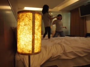文華道會館酒店三人房
