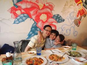 安徒生童話餐廳室內