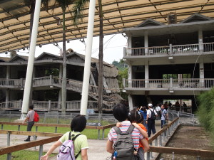 台中地震博物館