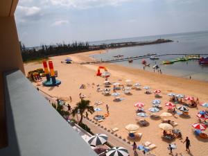 Rizzan Sea Park 海景四人房露台景