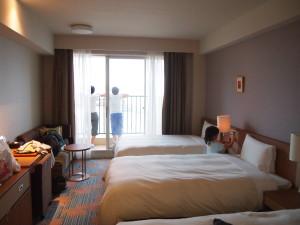 Vessel Hotel 三人房
