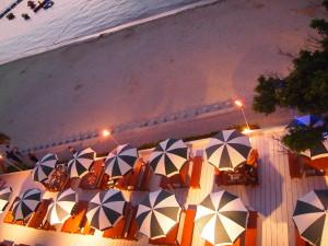 Rizzan Sea Park 酒店海旁味樂亭露天餐廳