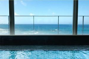 Vessel Hotel 10樓展望浴場