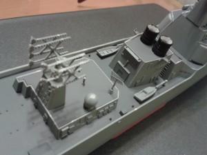052C驅逐艦天線