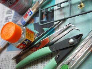 模型製作工具
