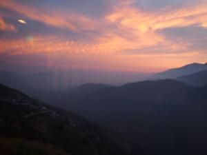 雲頂渡假山莊景觀