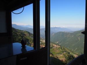 雲頂渡假山莊早餐景觀