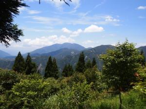 清清草原山景