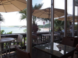 好望角民宿餐廳望南灣沙灘