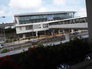 那霸空港單軌車站