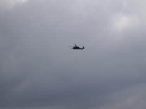 沖繩美軍直升機
