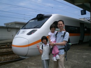 台北去花蓮火車