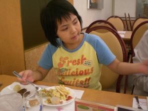 梅田酒店自助餐