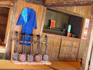 琉球村樂器