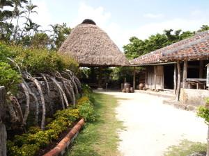 琉球時代的建築物
