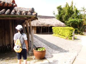 琉球村特色建築