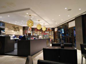 Sydney Lindat Cafe