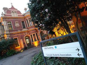 墨爾本大學 Melbourne University
