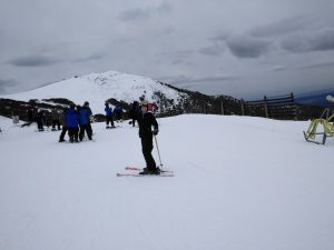Mt Muller 滑雪