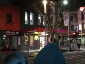 墨爾本早餐店