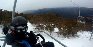 Mt Buller滑雪初體驗